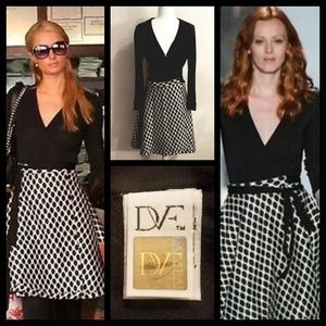 """Diane Von Furstenberg """"AMELIA"""" wrap dress"""